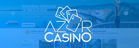 Azur Casino casino's banner